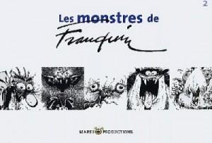 André Franquin - Les monstres de Franquin -  Amazonie BD