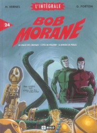 H. Vernes & G. Forton - Bob Morane intégrale - Amazonie BD