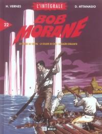 H. Vernes & D. Attanasio - Bob Morane intégrale - Amazonie BD