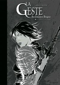 Alexe et Ange - La Geste des Chevaliers Dragons - Amazonie BD - BD Empher