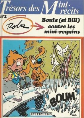 Roba - Boule et Bill contre les mini-requins - Amazonie BD