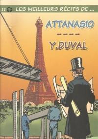Yves Duval & D. Attanasio - Les meilleurs récits - Amazonie BD - Hibou