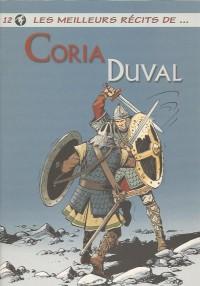 Yves Duval & Coria - Les meilleurs récits - Amazonie BD - Hibou