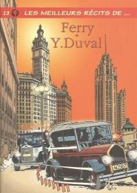 Yves Duval & Ferry - Les meilleurs récits - Amazonie BD - Hibou