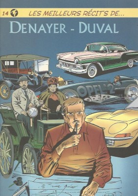 Yves Duval & Denayer - Les meilleurs récits - Amazonie BD - Hibou