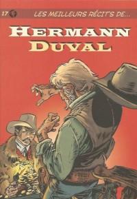Yves Duval & Hermann - Les meilleurs récits - Amazonie BD - Hibou