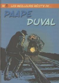 Yves Duval & Eddy Paape- Les meilleurs récits - Amazonie BD - Hibou