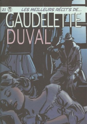 Yves Duval & Gaudelette - Les meilleurs récits - Amazonie BD - Hibou