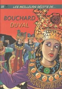 Yves Duval & Bouchard - Les meilleurs récits - Amazonie BD - Hibou