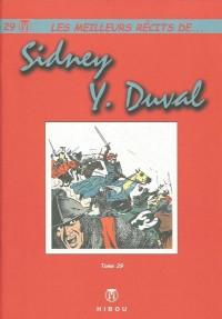 Yves Duval & Sydney - Les meilleurs récits - Amazonie BD - Hibou