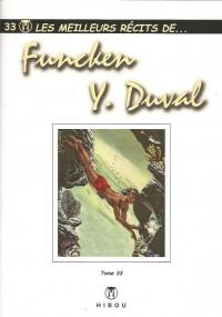 Yves Duval & L & F Funcken - Les meilleurs récits - Amazonie BD - Hibou