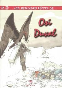 Y. Duval & Osi - Les meilleurs récits - Amazonie BD - Hibou
