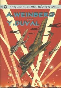 Yves Duval & A. Weinberg - Les meilleurs récits - Amazonie BD - Hibou