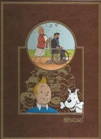 "Hergé Tintin - ""L'oeuvre intégrale d'Hergé"" - intégrale Rombaldi - Amazonie BD"