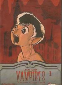 Osamu Tezuka - Vampires - Amazonie BD