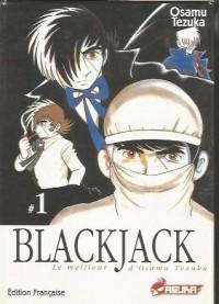 Osamu Tezuka - Black Jack - Amazonie BD