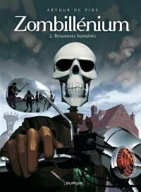 """Arthur de Pins - Zombillénium """"Ressources humaines"""" - Amazonie BD"""