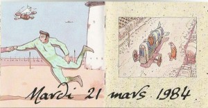 "Moebius - CD Sam Rivers - Tony Hymas ""Eight day Journal"" - Amazonie BD - Nato"
