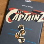 Yoann & O. Texier -  Les Captainz - Amazonie BD - Blackandwhite