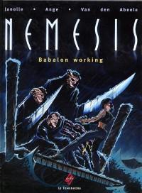 Janolle, Ange & Van den Abeele - Nemesis - Amazonie BD - Le Téméraire