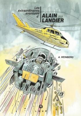 Albert Weinberg - Alain Landier - Amazonie BD - Hibou