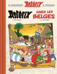 R. Goscinny A. Uderzo - Astérix chez les Belges - Amazonie BD - Albert René / Hachette