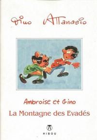 Dino Attanasio - Ambroise & Gino  - Amazonie BD - Hibou