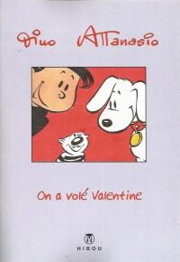 Dino Attanasio - On a volé Valentine - Amazonie BD - Hibou