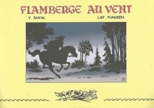 Y. Duval & Funcken - Flamberge au Vent -  Amazonie BD - Hibou