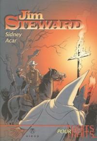 Sidney & Acar - Jim Steward - Amazonie BD - Hibou