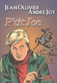 J. Joy aka Gaudelette & J.  Ollivier - Le P'tit Joc - Amazonie BD - Hibou