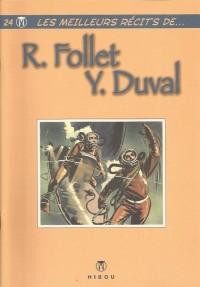 Yves Duval & R. Follet - Les meilleurs récits - Amazonie BD - Hibou