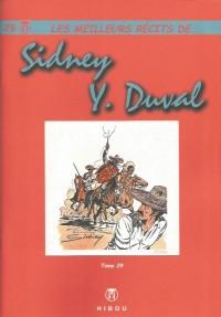 Yves Duval & Sidney - Les meilleurs récits - Amazonie BD - Hibou