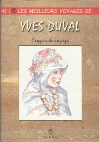 Les meilleurs voyages de...Yves Duval - Amazonie BD - Hibou
