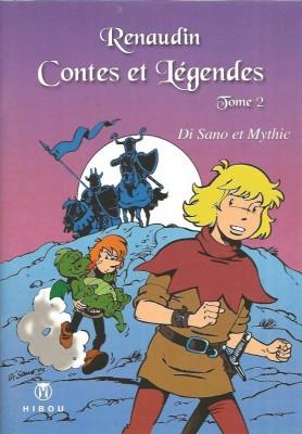 Di Sano / Mythic - Renaudin - Contes et Légendes - Amazonie BD - Hibou