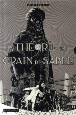 F. Schuiten & B. Peeters - Les cités obscures - La théorie du grain de sable - Amazonie BD