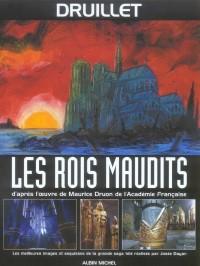 P. Druillet - Les Rois maudits de M. Druon et réalisé par J. Dayan - Amazonie BD