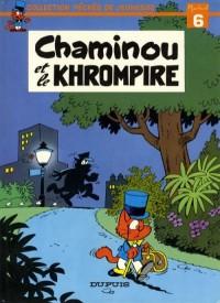 Macherot - Chaminou et le Khrompire - Amazonie BD - Dupuis