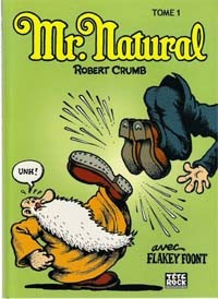 Robert Crumb - Mr Natural Amazonie BD