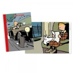 Hergé Moulinsart - Papeterie civile -  Agenda  2018 Tintin au pays des Soviets - Amazonie BD