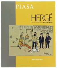 Tintin Hergé - Catalogue de vente Piasa mai 2016 - Amazonie BD