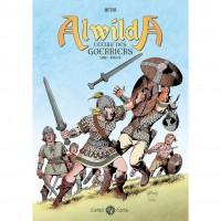 J. Y. Mitton - Alwilda / Viking - Amazonie BD - Original-watts