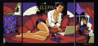 F. Meynet - Les éternels - Triptyque - Amazonie BD - Horizon BD