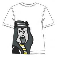 Hergé Moulinsart - Abdallah - Tee Shirt - Amazonie BD
