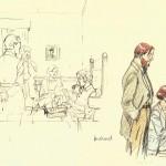 A. Juillard - Blake et Mortimer 70 ans - Portfolio Strasbourg  - Amazonie BD