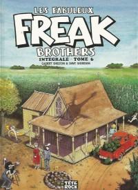 G. Shelton - Les fabuleux Freak Brothers - Amazonie BD