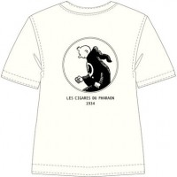 Hergé Moulinsart - Tintin toge - Tee Shirt - Amazone BD