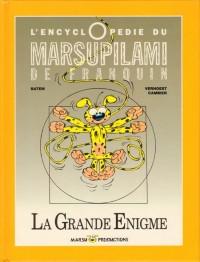 Batem - L'encyclopédie du Marsupilami de Franquin - Amazonie BD