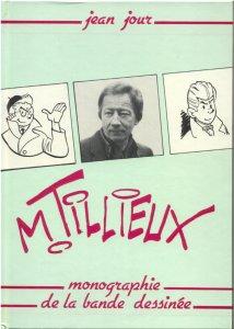 """Jean Jour - M. Tillieux """"Monographie de la bande dessinée"""" - Amazonie BD"""