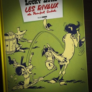 Morris - Lucky Luke - Black and White Editions - Amazonie BD